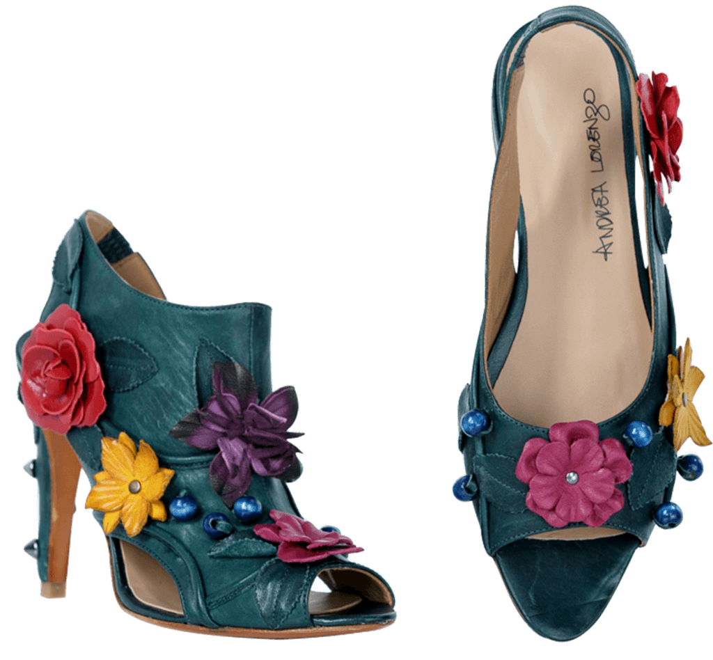 Floral Escape (Heel Flowers)
