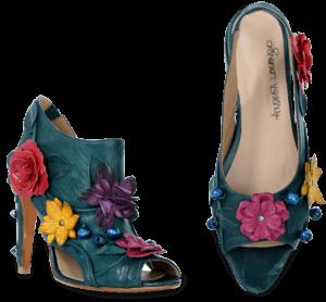 Floral Escape (Heel Flowers)